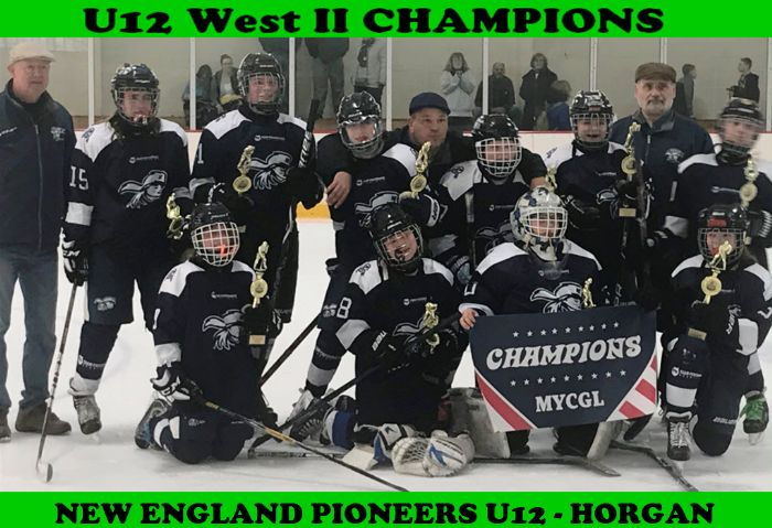 Middlesex Yankee Conference Girl S Hockey League